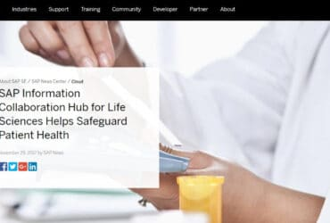 SAP Information Collaboration Hub