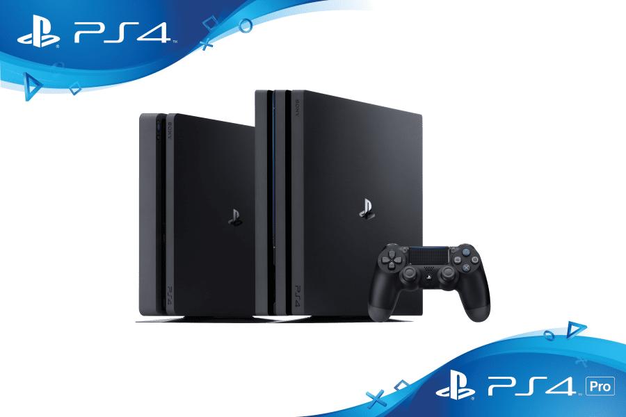 SIE PlayStation 4