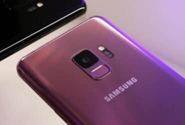 Samsung Galaxy Back