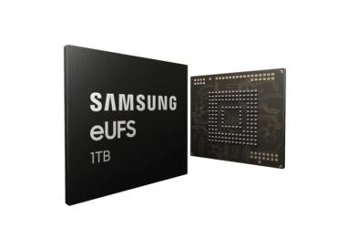 Samsung eUFS 1TB