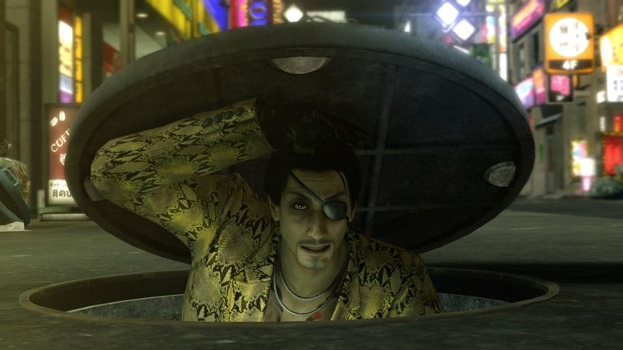 Sega Valve Yakuza Kiwami