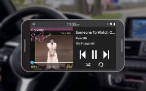 Spotify lança interface simplificada para utilização no automóvel