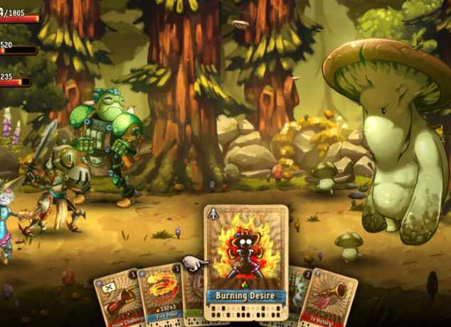 SteamWorld Quest Image & Form Games Thunderful Publishing