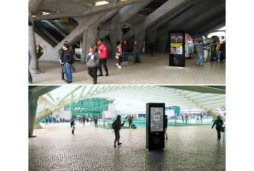 TOMI WORLD Gare do Oriente