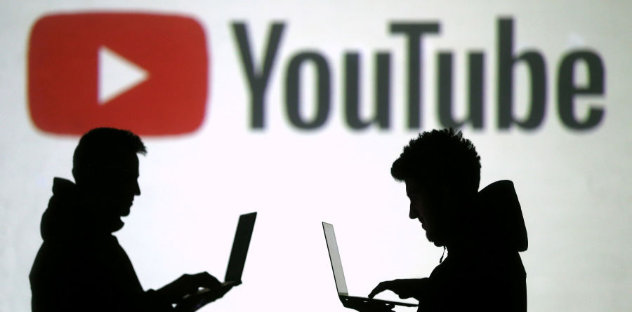 YouTube Back New