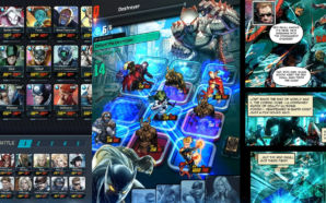 App do Dia – MARVEL Battle Lines
