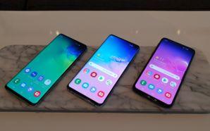 Novos Samsung Galaxy S 10 já são oficiais