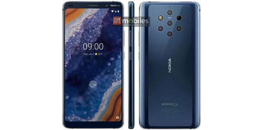91 Mobiles Nokia 9 PureView