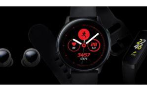 Samsung prepara apresentação de novos wearables