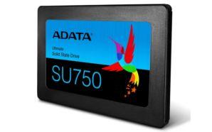 ADATA apresenta o SSD Ultimate SU750