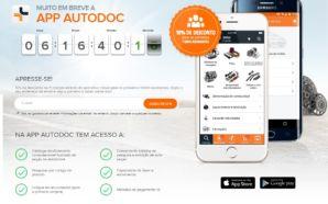 App do dia – AUTODOC