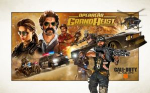 Operation Grand Heist para Call of Duty: Black Ops 4…