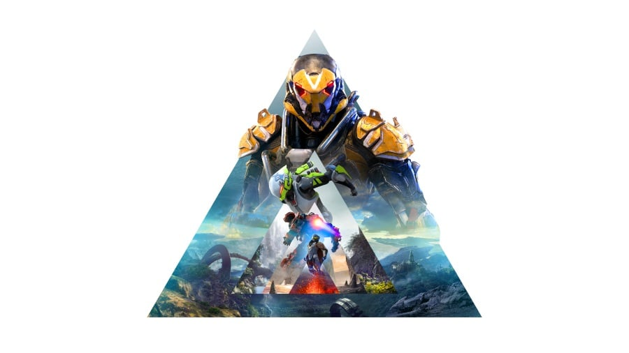 Electronic Arts BioWare Anthem