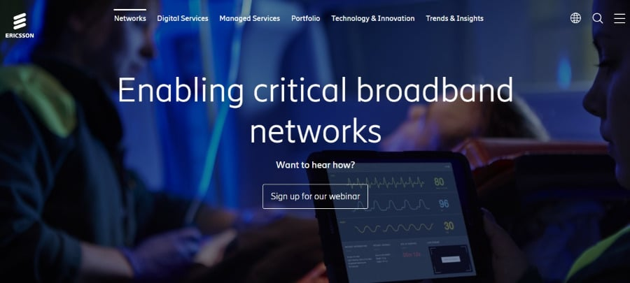 Ericsson Broadband Networks