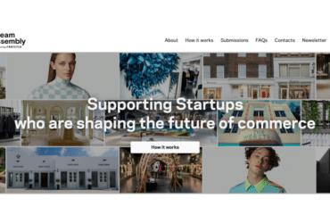 Farfetch Startup Accelerator - Dream Assembly