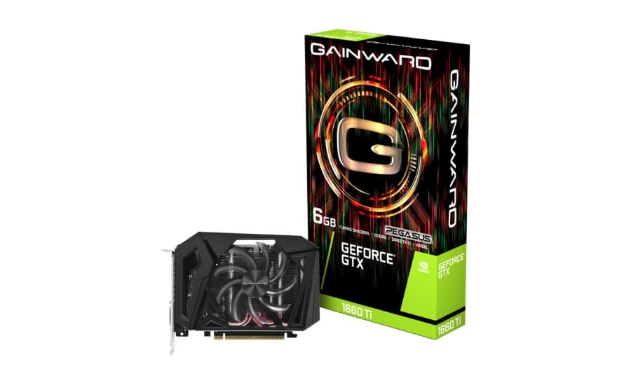 Gainward GeForce GTX 1660 Ti PegasusGainward GeForce GTX 1660 Ti Pegasus