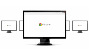 Google Chrome Back