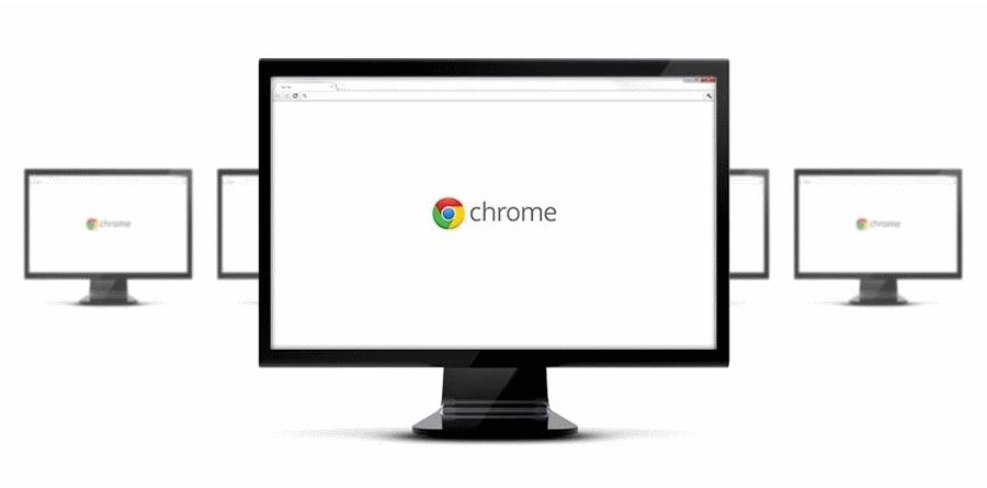 Senhas no Google Chrome
