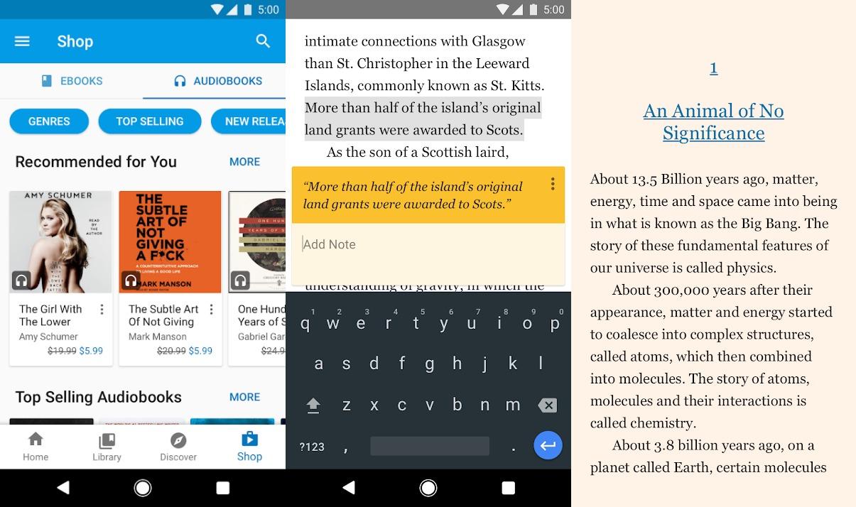 Google Play Livros