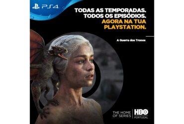 HBO PlayStation 4