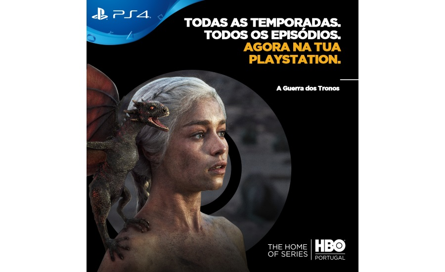 HBO PlayStation 4