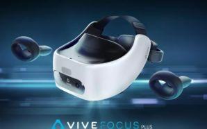 HTC revela nova versão do Vive Focus