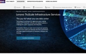Lenovo TruScale Infrastructure Services