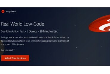 OutSystems Real World Low Code