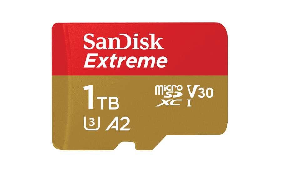 SanDisk microSD New