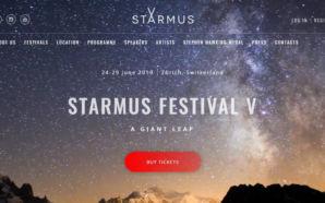 Kaspersky Lab e Starmus Festival promovem a ciência e educação