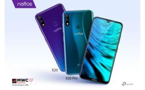 Neffos apresenta novos smartphones no MWC 2019