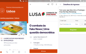 App do Dia – Eventbrite