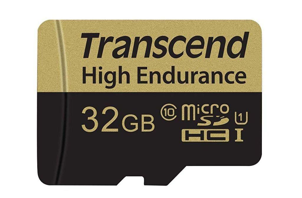 Cartão SD transcend_high_edurance