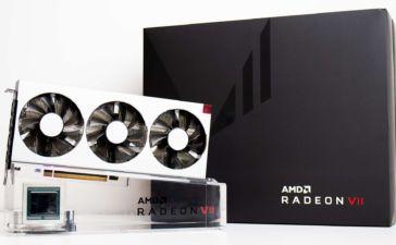 AMD Radeon VII New