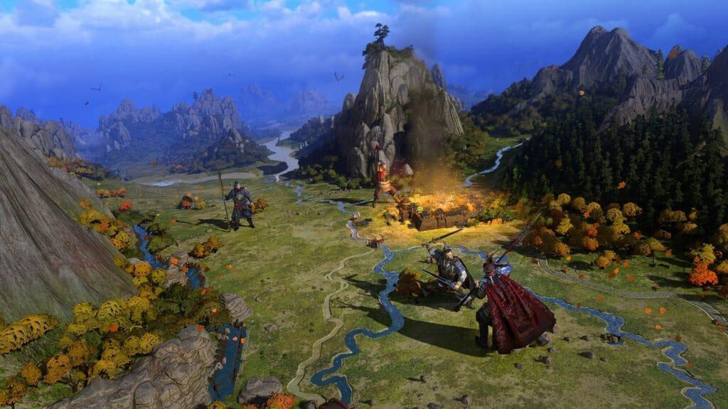 Creative Assembly Total Wars Three Kingdoms
