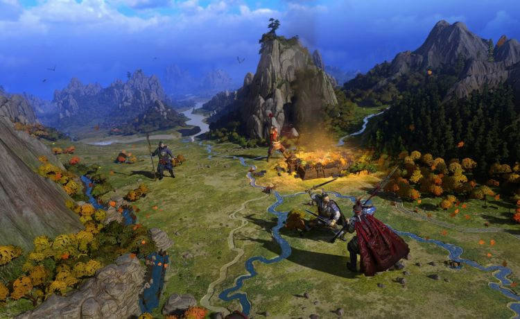 Creative Assembly Total Wars Three Kingdoms