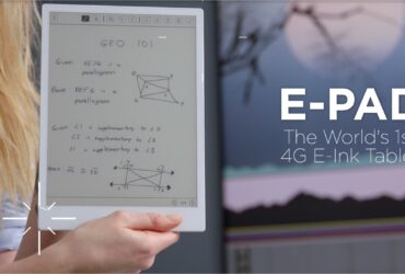 EeWrite E-Pad