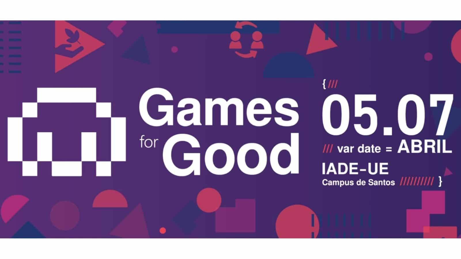 IADE Games for Good New