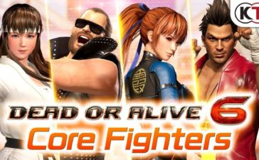 Koei Tecmo Dead or Alive 6 Core Fighters