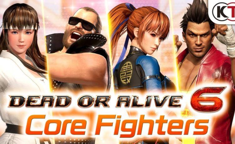 Koei Tecmo Dead or Alive 6 Core Fighters