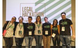 Legal Hackathon ©Miguel Ribeiro Fernandes