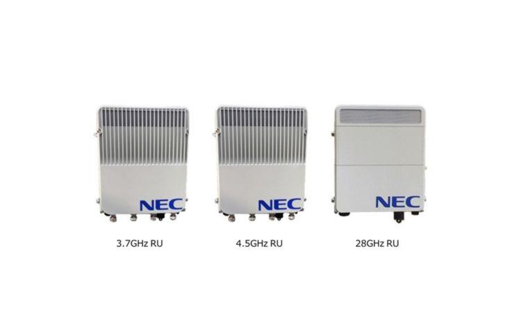 NEC URs