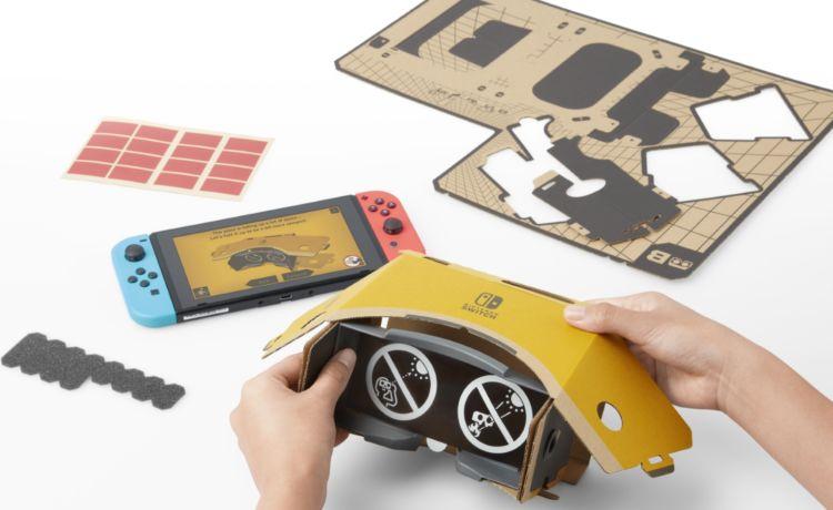 Nintendo VR New