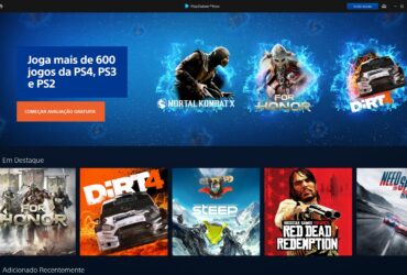 PlayStation Now Portugal