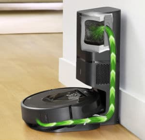 Roomba i7 _CleanBase