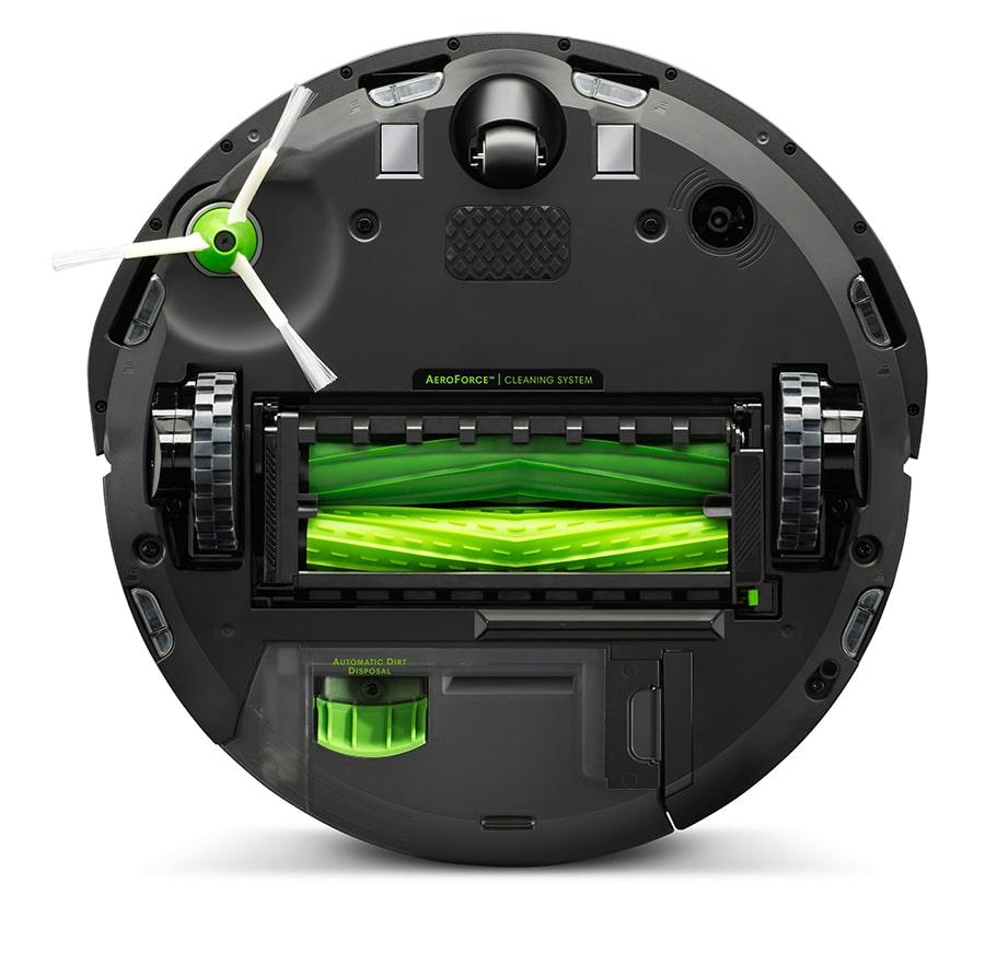 Roomba i7 _Underside