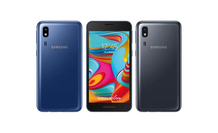 SamMobile Galaxy A2 Core
