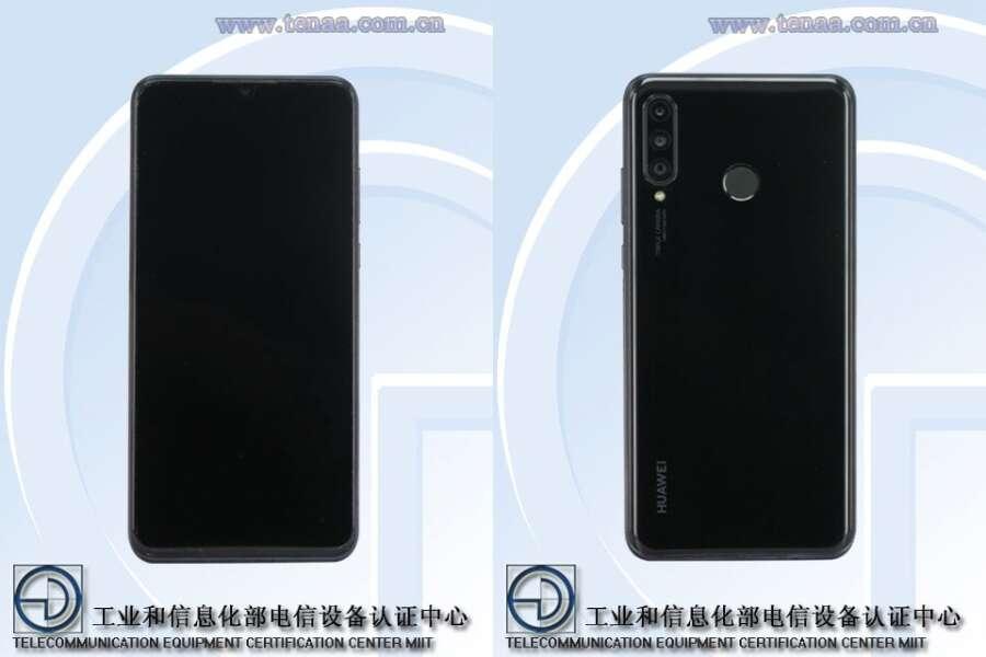 TENAA Huawei