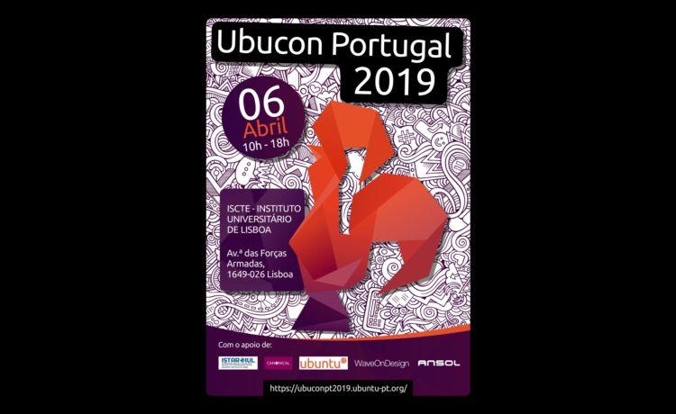 Ubucon Portugal 2019 New