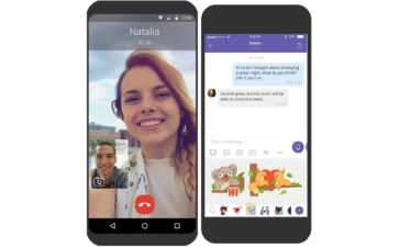 Viber Android New